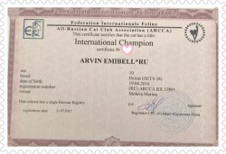 IC Arvin Emibell